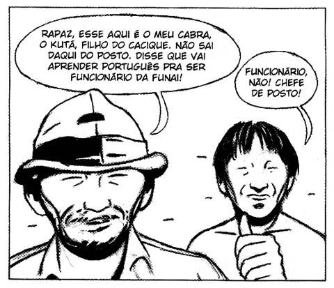 Os Brasileiros, de André Toral