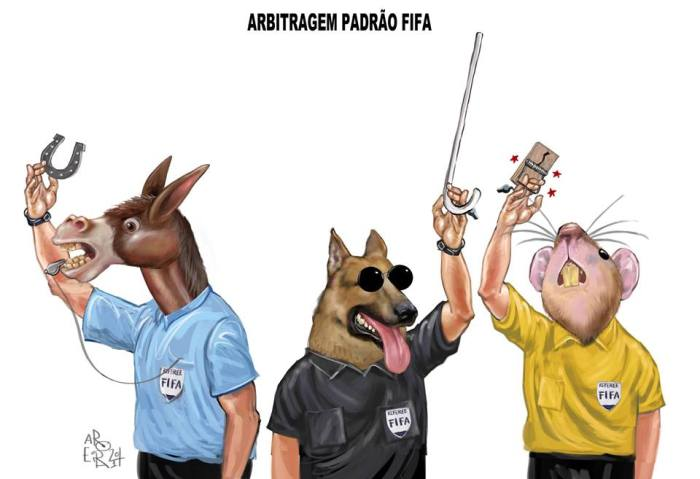 arbitragem fifa